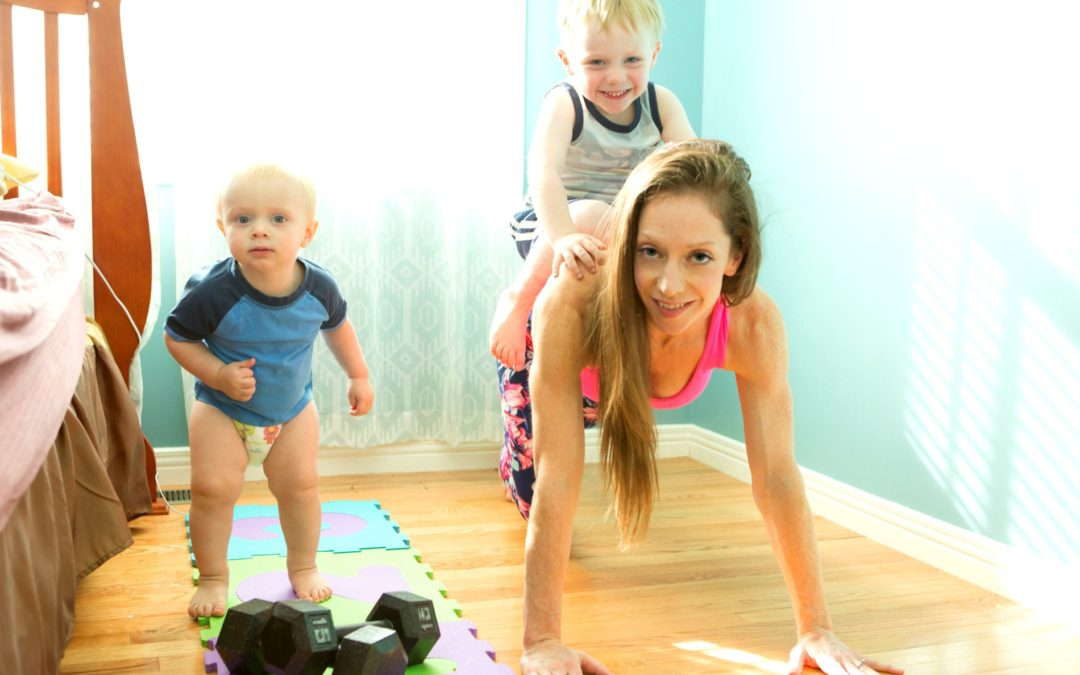 "5 reasons why ""I'm just a mom now"" is B.S."